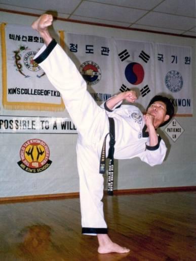 Grandmaster Kwan Kyun Kim